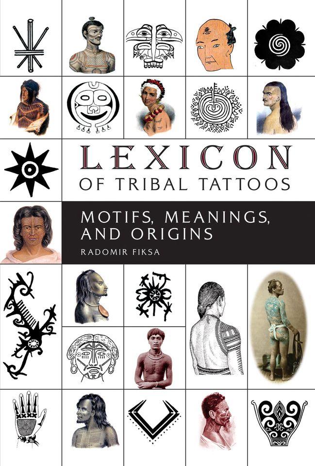lexikon of tribal tatoos Radomir Fiksa